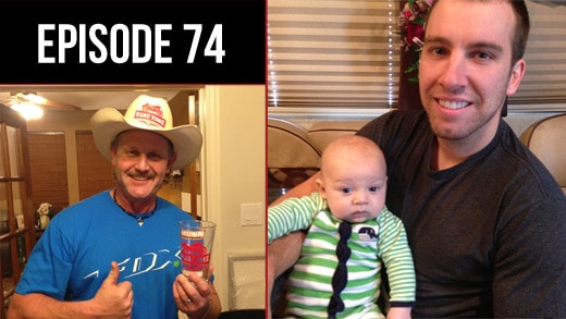 Episode 74 with Charlie Mullins and Cecil Parker