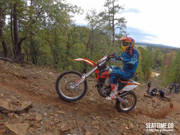Cameron Kirkpatrick : Sprint Enduro Challenge